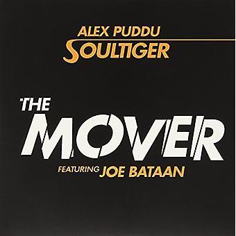 Puddu, Alex Soultiger/Bataan, Joe - Mover [Vinyl] USA import
