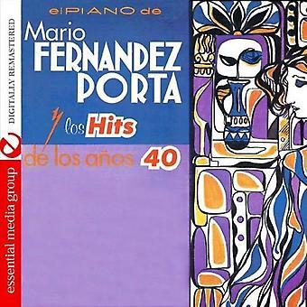 Mario Porta Fernandez - Los Hits De Los Anos 40 [CD] USA import