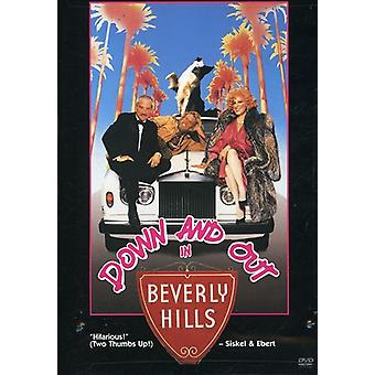 Down & Out in Beverly Hills [DVD] USA import