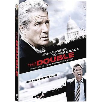 Doble importación de Estados Unidos [DVD]