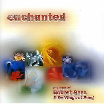 Robert Gass - fortryllede [CD] USA import
