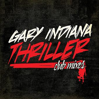 Gary Indiana - Thriller (Club mikser) [DVD] USA importere