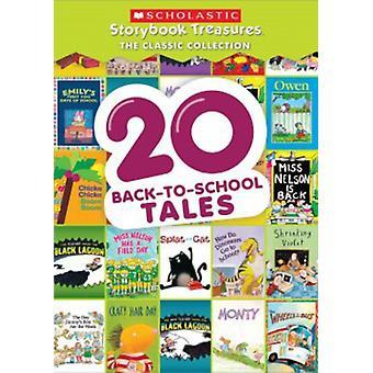 20 Zurück-zuschule Tales: Scholastic Storybook [DVD] USA Import