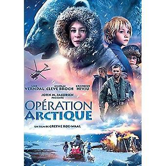 Operasjonen Arctique [DVD] USA import
