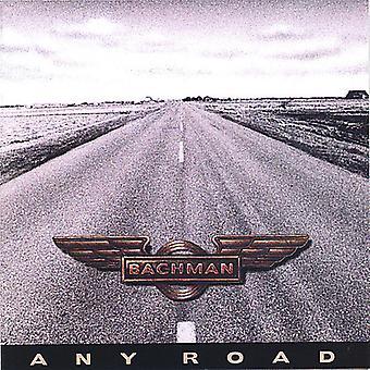 Randy Bachman - Any Road [CD] USA import