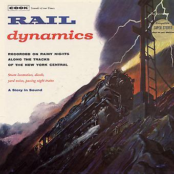 Jernbane Dynamics - jernbane Dynamics [CD] USA importerer