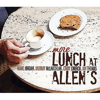 Frokost på Allens - mere frokost på Allens [CD] USA import