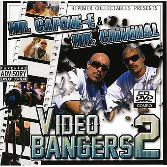 Hi-Power Entertainment presenta - importación de vídeo Bangers 2 [CD] Estados Unidos