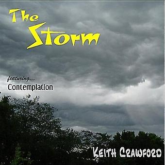 Keith Crawford - Storm [CD] USA import