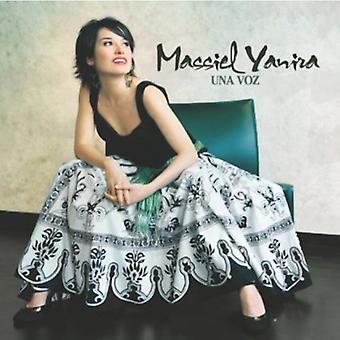 Massiel Yanira - Una Voz [CD] USA import