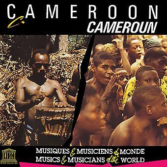Baka pygmæer - Cameroun: Baka Pygmy musik [CD] USA import