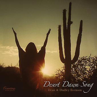 Dean Evenson & Dudley - ørkenen Dawn sang [CD] USA import
