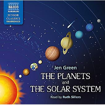 Ruth Sillers - Planets & Solar System [CD] USA import