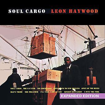 Leon Haywood - importación de Estados Unidos alma carga [CD]