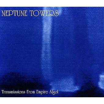 Neptune Towers - Transmissions [CD] USA import