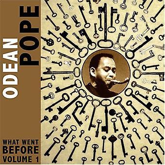 Odean pave - Odean pave: Vol. 1-Hvad gik før [CD] USA import