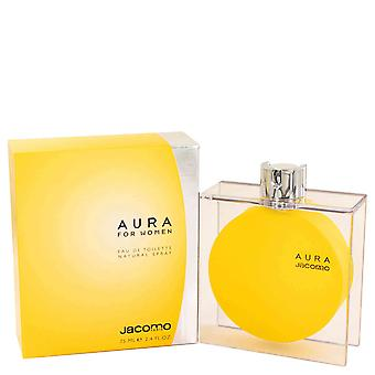 Jacomo Women Aura Eau De Toilette Spray By Jacomo