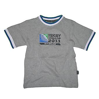 Rugby World Cup 2011 begivenhed Logo T-shirt Junior