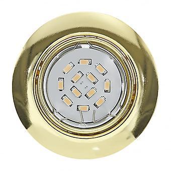 Eglo Peneto Circle LED Recessed Light Fitting
