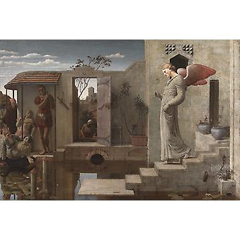 Robert Bateman - The Pool of Bethesda Poster Print Giclee