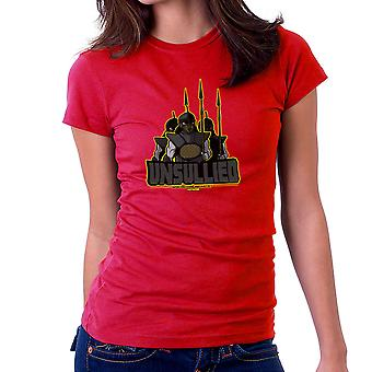 Unsullied Specialised Infantry Astapor Game of Thrones Women's T-Shirt
