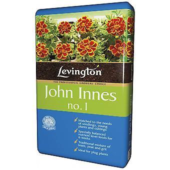 Compost John Innes n º 1 de Levington 25L