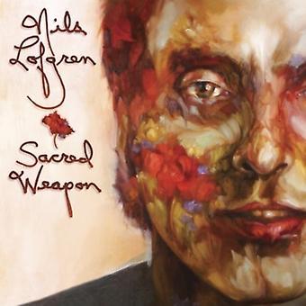 Nils Lofgren - Sacred Weapon [CD] USA import
