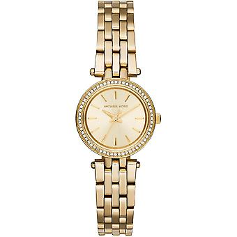 Michael Kors Watches Mk3295 Darci Petite Gold Tone Stainless Steel Ladies Watch
