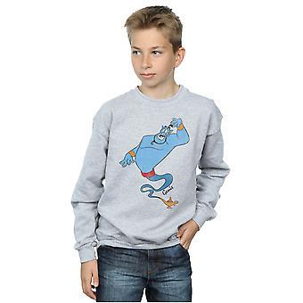Disney Boys Aladdin Classic Genie Sweatshirt