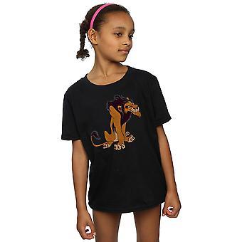 Disney Mädchen den Lion King klassische Narbe T-Shirt