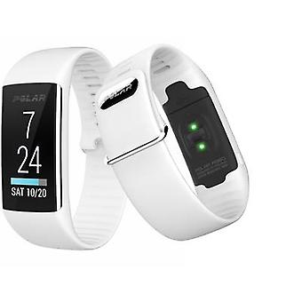 Fitness tracker with integrated hear rate monitor Polar A360 White Size (XS -