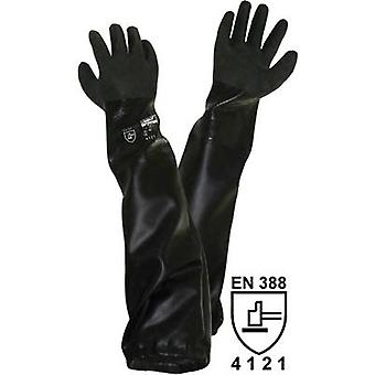 PVC Sandblasting glove Size (gloves): Women's sizes EN 388 CAT