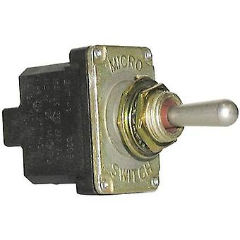 Toggle switch 250 Vac 15 A 2 x On/On/On Honeywell
