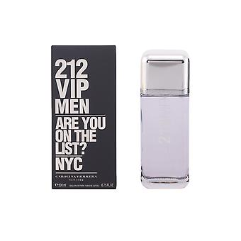 Carolina Herrera 212 Vip Men Eau De Toilette Vapo 200ml New Perfume Sealed Boxed