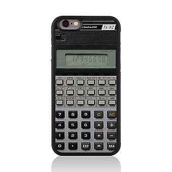 Call Candy Apple iPhone 7 Retro Old Skool Calculator 2D Printed Case