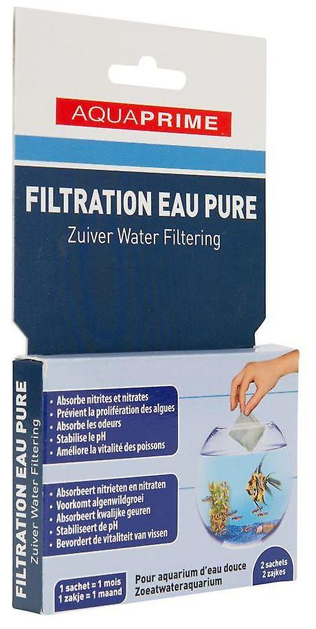 Aquaprime Pure Water Filtering Aquaprime (Fish , Maintenance , Water Maintenance)