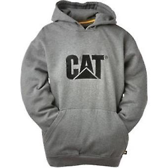 Caterpillar Mens varumärke tröja grå