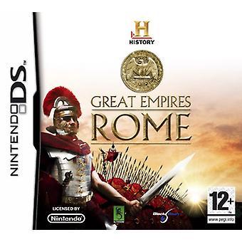 Historie store imperier Rom (Nintendo DS)