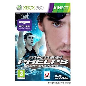 Michael Phelps Push the Limit - Kinect Compatible (Xbox 360)