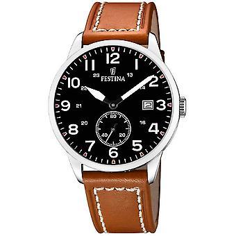 Festina mens watch set with alternating band F20347/7