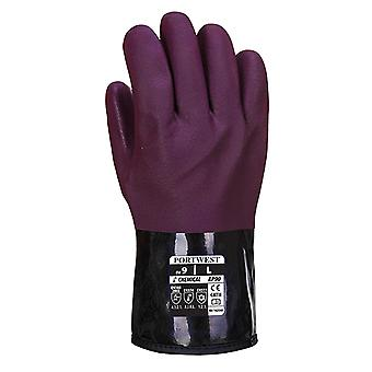 Portwest Mens Chemtherm Lined Chemical Gloves