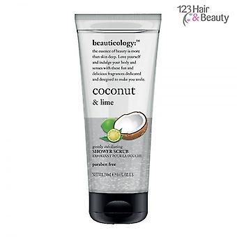 Baylis & Harding Baylis & Harding Beauticology Coconut & Lime Shower Scrub