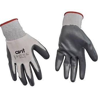 Nitrile Protective glove Size (gloves): 10, XL EN 388 , EN 420 AVIT AV13073 1 pair