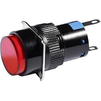 LED ランプ赤 12 V 直流/交流