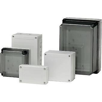 Luz gris (RAL 7035) 1 PC de Fibox MNX PC 100/35 LT Universal caja 130 x 80 x 35 Polycarbonato (PC)