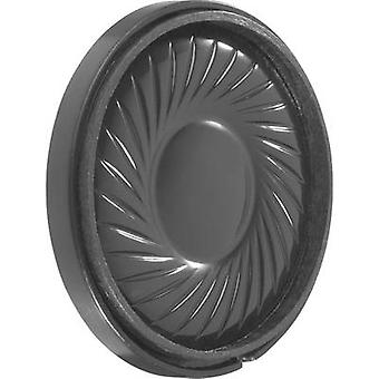 Mini-Lautsprecher VISATON 2912 Geräuschemission: 77 dB 1 W 1 PC