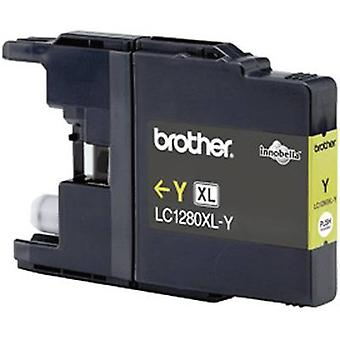 Brother Ink LC-1280XLY Original Yellow LC1280XLY