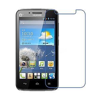 Huawei Ascend Y511 tank beskyttelse beskyttelse glas pansrede glas film reel 9 H glas hærdet glas