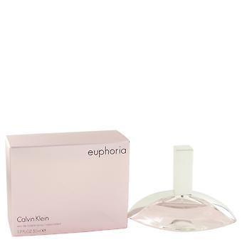 Calvin Klein djupa Euphoria Eau de Toilette 50ml EDT Spray