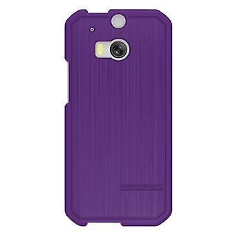 BodyGlove Satin Series Case for HTC One 2 M8 (2014 Version) (Grape)